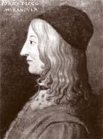 Giovanni Pico della Mirandola Пико делла Мирандола